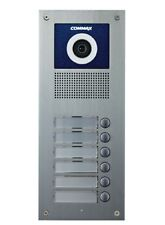 Commax 6-Apartment Building Door Camera DRC-6UC