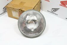 Honda CB 250 CM 125 CJ 250 360 T Stanley Headlight / Beam Unit Reflector NOS