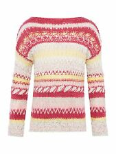 BENETTON Girls Long Sleeved Knit Jumper 7-8 years - New
