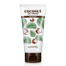 [SECRET KEY] Coconut Oil Cream - Never Dry 150g / Korea cosmetic