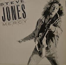 """STEVE JONES - MERCY -  EX SEX PISTOLS MEMBER  -   LP 12""""  (S 775)"""