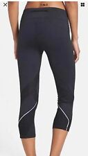 Zella Bees Knees Crop Capri Leggin Small Petite Black