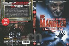 The Mangler (1995) - Tobe Hooper, Ted Levine,  DVD NEW