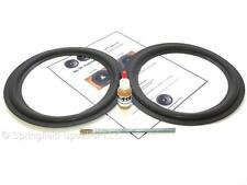 "2 Infinity 10"" SM-115 Speaker Foam Surround Repair Kit - SM-215 - 2A10"