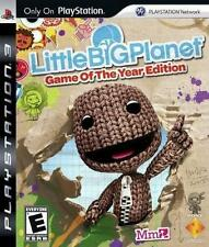 LittleBigPlanet: Game of the Year Edition - PlayStation 3 PS3 Puzzles / Fun Game