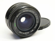 Sun 28mm F2.5 with manual stop-down for Olympus OM mount stock No. U2392