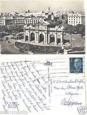 ANTIGUA POSTAL MADRID . PUERTA DE ALCALA .    MIRA MAS EN MI TIENDA   CDCP416