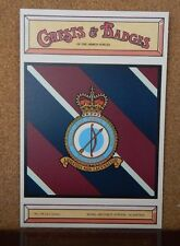 Royal Air force Station Scampton Crests & Badges of the armed services