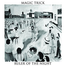 MAGIC TRICK Ruler Of The Night LP NEW Vinyl +mp3 Hardly Art folk indie rock