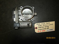 12 13 14 FORD FOCUS 2.0L THROTTLE BODY #CMSE-9F991-AD *See item*
