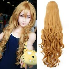 100cm Long Curly Wavy Aisaka Taiga Cosplay Wig Anime TIGER DRAGON Toradora! Wigs