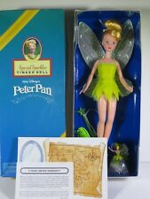NIB DOLL 1998 TINKER BELL SPECIAL SPARKLES PETER PAN
