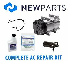 Ford Mustang Base V6 3.8L 94-95 Complete A/C Repair Kit New Compressor & Clutch