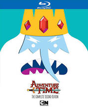 Adventure Time: The Complete Second Season (Blu-ray Disc, 2013)