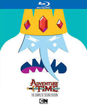 Adventure Time: The Complete Second Season 2 (DVD, 2013, 2-Disc Set) new