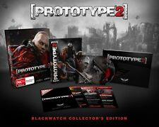 Prototype 2 Blackwatch Collector's Edition Xbox 360 PAL *NEW* + Warranty!!!