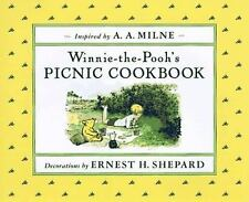 Winnie-the-Pooh's Picnic Cookbook-ExLibrary