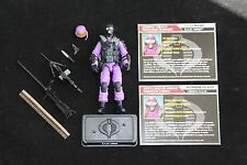 GI Joe Hasbro 50th Cobra Legion 3 Pack S.A.W. Viper Figure Complete Mint