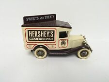 L Ledo 1979 Hartoy Hershey's Milk Chocolate Bar Truck Die-Cast