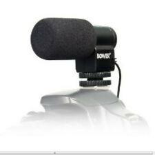 Bower MIC150 Electret Condenser Microphone For Cameras & camcorders