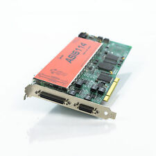 Audio Science ASI6114 Digital Audio Adapter Analog/AES/EBU PCI Card