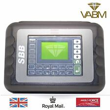 SBB V33.02 CAR KEY PROGRAMMER - Immobiliser for Jaguar Jeep Ford Alfa Romeo Fiat
