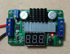 DC-DC 3,5 bis 30V 100W 6A  Boost Step Up Converter Boost Netzteil LED Voltmeter