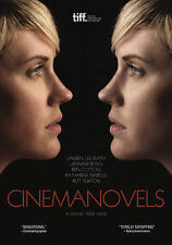 Cinemanovels (DVD, 2014)Lifetime Movie/Like New Condition