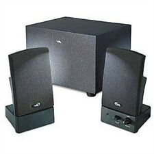 Cyber Acoustics CA-3001WB CA-3001 Amplified Speaker System