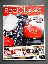R&L Mag: Real Classic July 2007 Rudge Special/Triumph Flat Tracker/Velo Clubman