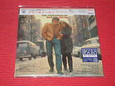 2014NEW VERSION BOB DYLAN THE FREEWHEELIN'   JAPAN MINI LP Blu-spec CD 2