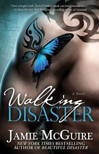 Walking Disaster: A Novel  By Jamie McGuire Paperback  FREE SHIPPING