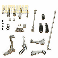 Forward Controls Foot Pegs Levers Linkages For Harley Sportster 1200 883