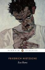 Ecce Homo : How One Becomes What One Is by Friedrich Nietzsche (1992,...