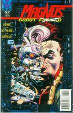 Magnus Robot Fighter # 57 (Valiant, USA, 1995)