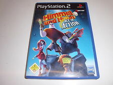 PlayStation 2   PS2  Himmel und Huhn - Ace in Action