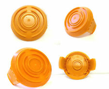 WA6531 WORX Spool Cap Cover 2 Pack for Cordless Grass Trimmer  GT WG150 - WG176