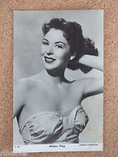 R&L Card: The People Show Parade, Andrea King  Vintage Movie Star No.1063