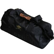 DIAMOND SUPPLY CO. X Grizzly Griptape BLACK DUFFLE BAG CARRY SKATEBOARD