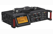 Tascam DR-70D DR70D 4-Channel Audio Recorder for DSLR Cameras New