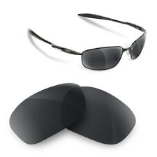 Polarized  Replacement Lenses for OAKLEY blender black iridium color