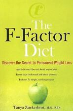 The F-Factor Diet: Discover the Secret to Permanent Weight Loss - New - Zuckerbr