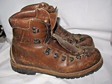 G+ 11 M Mens F / FABIANO HEAVY Traditional HIKING TREKKING BOOTS made in Italy