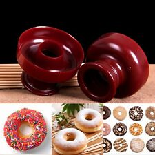 New Donut Maker Cutter Mold Fondant Cake Bread Desserts Bakery Mould Tools DIY
