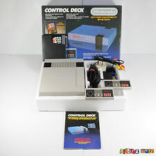 NES Console Bundle Mattel Version VGC - BOXED Nintendo Entertainment System PAL
