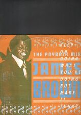 JAMES BROWN - the payback mix EP 12""