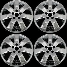 "fits 2011-2013 Kia Sorento 17"" Chrome Wheel Skins Hub Caps Rim Covers Simulators"