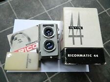 Ricoh Ricohmatic 44 TLR Camera with instructions in Box