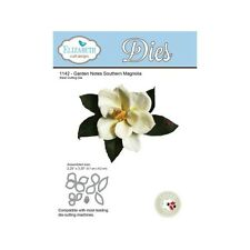 Elizabeth Craft Designs - Garden Notes - Southern Magnolia die set