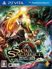 Soul Sacrifice Delta (US) (PS VITA)
